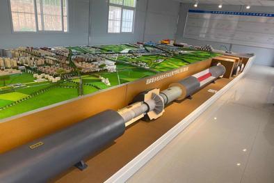 新乡市经济技术开发区蒸汽管网工程